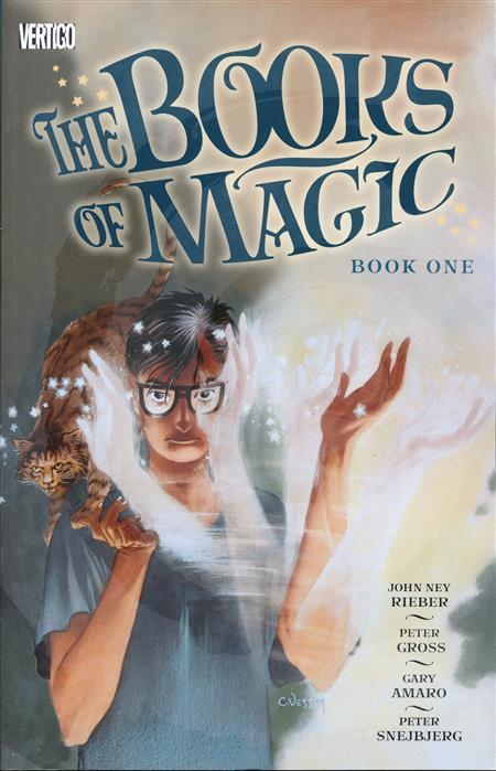 BOOKS OF MAGIC TP BOOK 01 (MR)