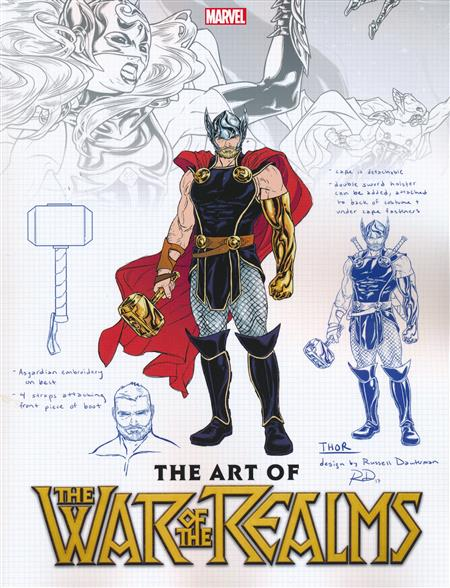 ART OF WAR OF REALMS TP