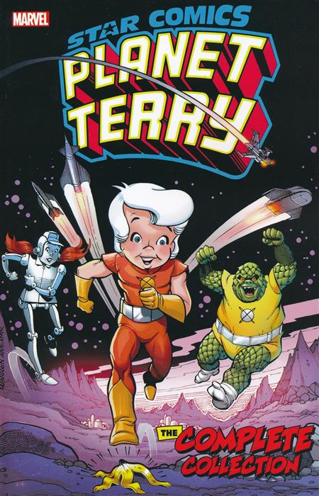 STAR COMICS PLANET TERRY TP COMPLETE COLLECTION