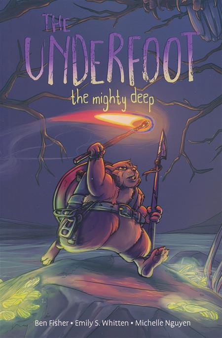 UNDERFOOT GN VOL 01 MIGHTY DEEP