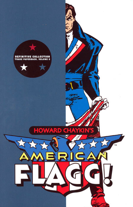 AMERICAN FLAGG DEFINITIVE COLL TP VOL 02 (RES)