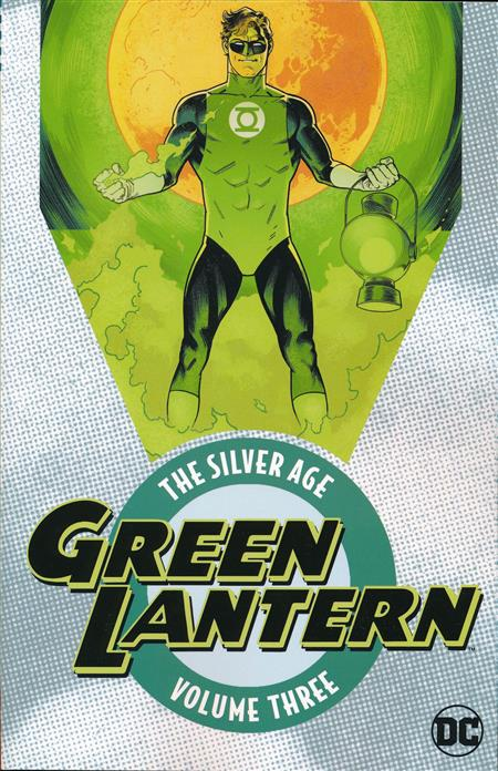 GREEN LANTERN THE SILVER AGE TP VOL 03