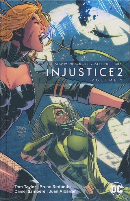 INJUSTICE 2 HC VOL 02