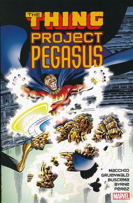 THING TP PROJECT PEGASUS
