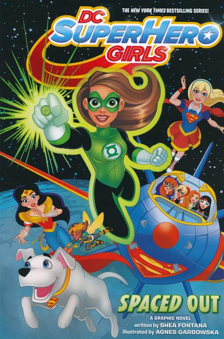DC SUPERHERO GIRLS SPACED OUT TP