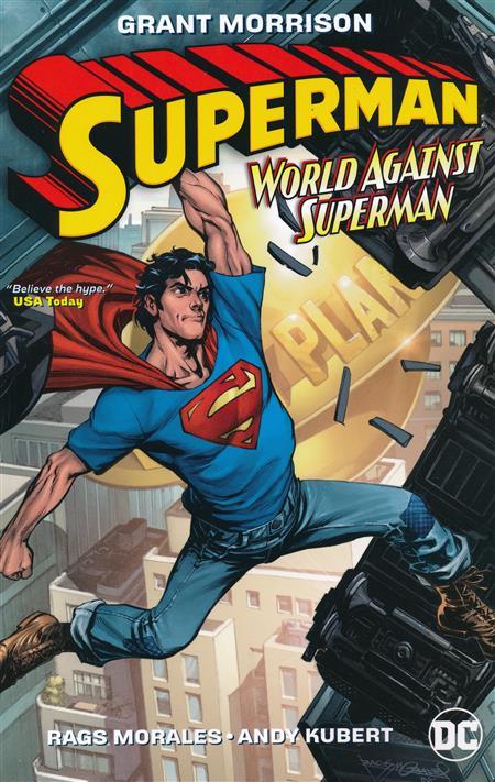 SUPERMAN WORLD AGAINST SUPERMAN DC ESSENTIAL ED TP