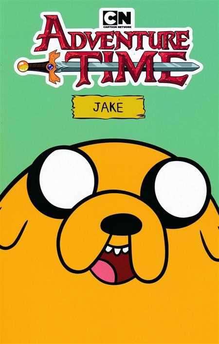 ADVENTURE TIME JAKE TP (C: 1-1-2)