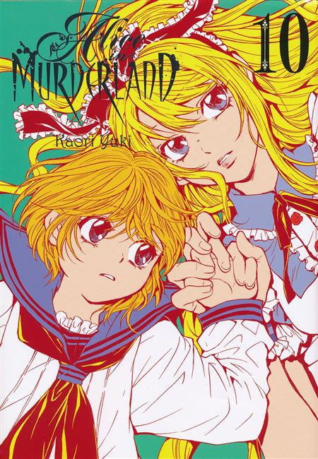 ALICE IN MURDERLAND HC VOL 10 (C: 0-1-2)