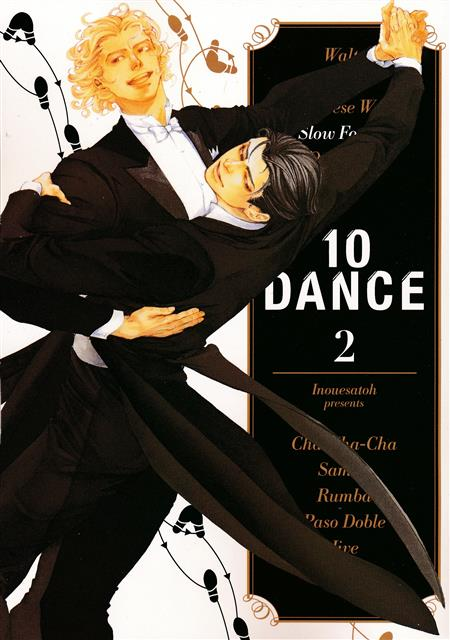 10 DANCE GN VOL 02 (MR) (C: 1-1-0)