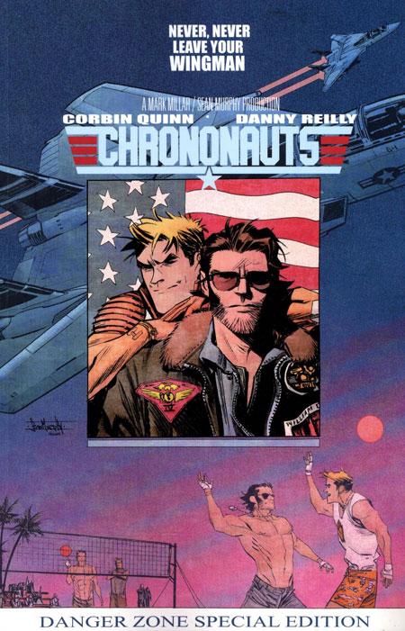 CHRONONAUTS TP VOL 01 (MR) DCBS EXC VAR