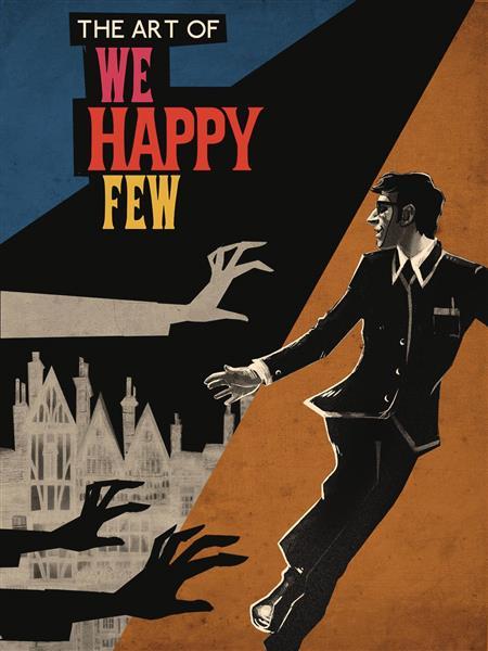 ART OF WE HAPPY FEW HC (C: 0-1-2)