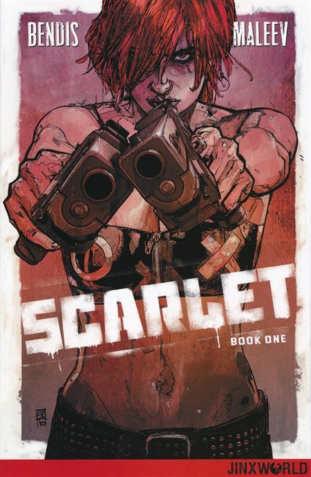SCARLET TP BOOK 01 (MR)