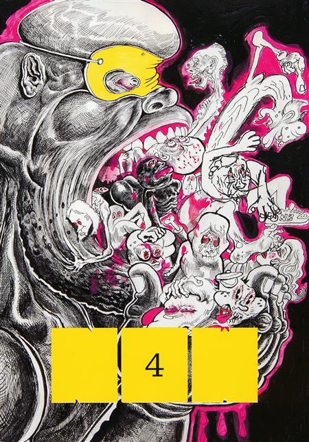 NOW #4 NEW COMICS ANTHOLOGY (MR) (C: 0-1-2)