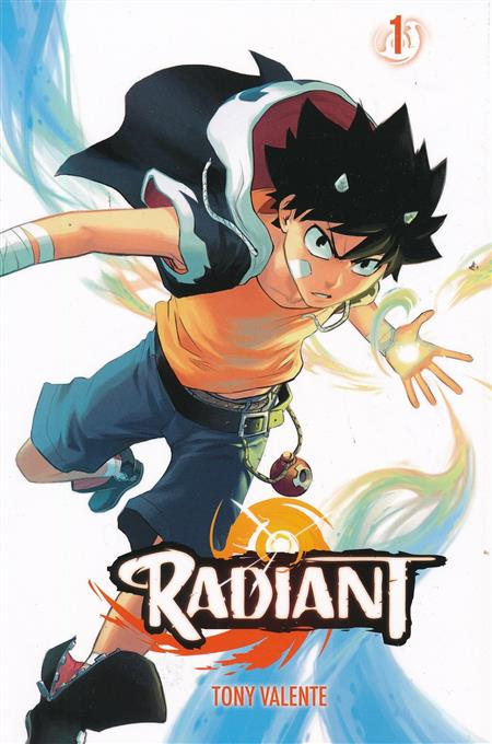 RADIANT GN VOL 01 (C: 1-0-1)
