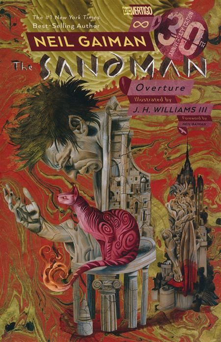SANDMAN OVERTURE 30TH ANNIVERSARY EDITION TP (MR)