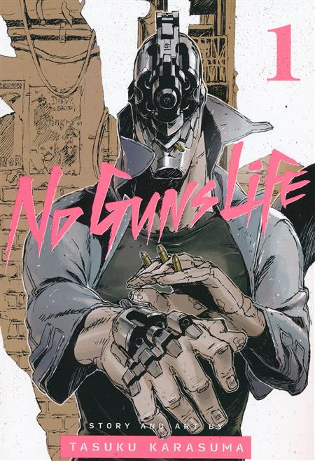 NO GUNS LIFE GN VOL 01 (C: 1-0-1)