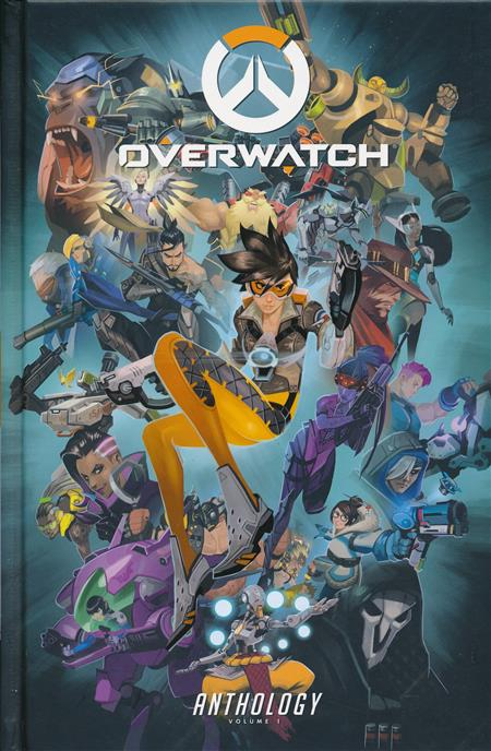 Image result for overwatch anthology