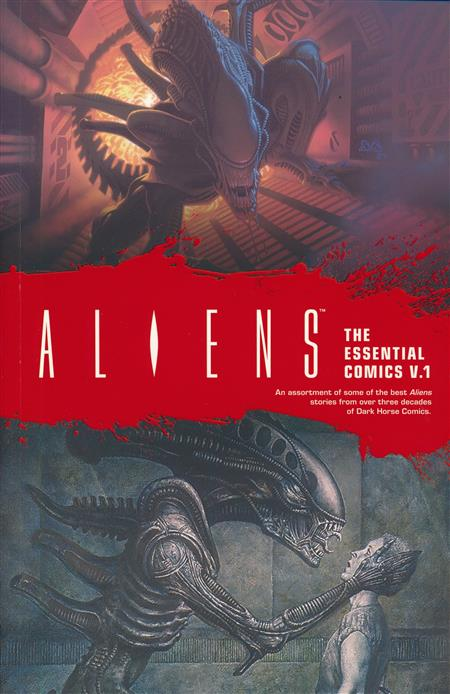 ALIENS ESSENTIAL COMICS TP VOL 01 (C: 0-1-2)