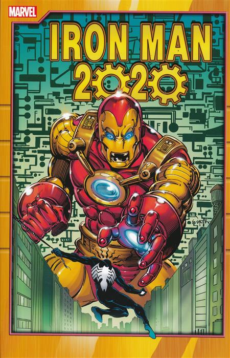 IRON MAN 2020 TP NEW PTG