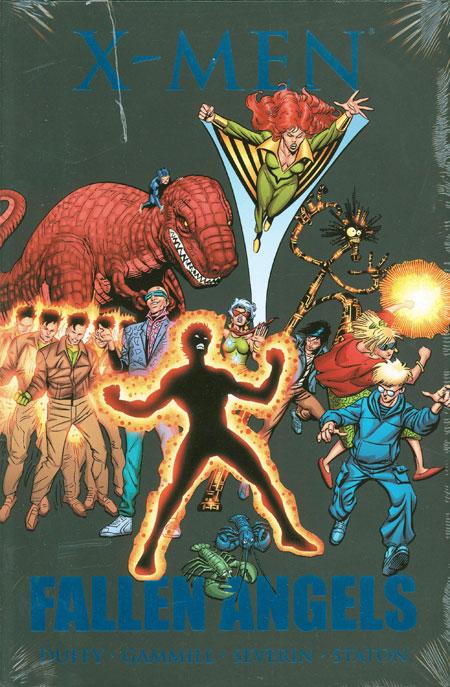 X-Men Fallen Angels Prem HC