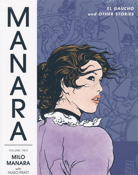 MANARA LIBRARY TP VOL 02 EL GAUCHO & OTHER STORIES (MR) (C: