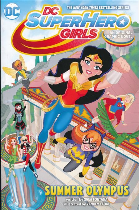 DC SUPER HERO GIRLS TP VOL 03 SUMMER OLYMPUS