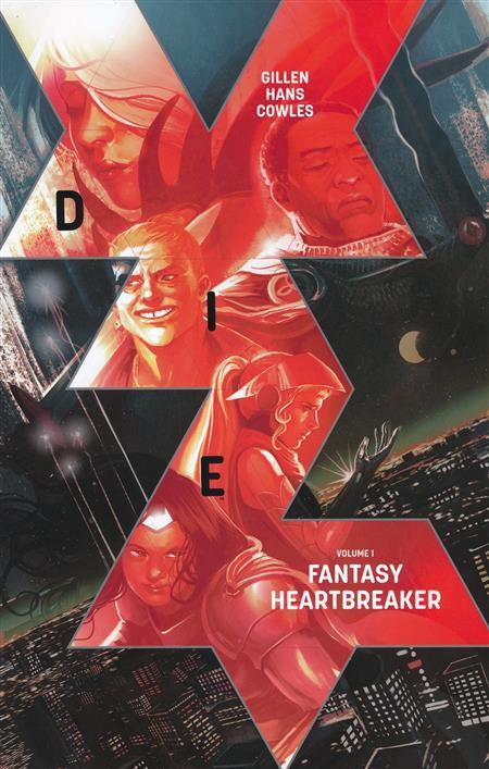 DIE TP VOL 01 FANTASY HEARTBREAKER (MR)