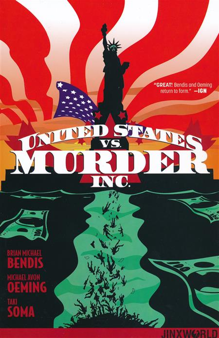 THE UNITED STATES VS MURDER INC VOL 01 TP