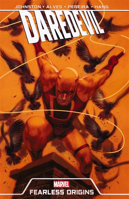 DAREDEVIL TP FEARLESS ORIGINS