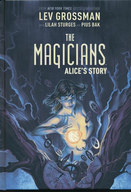 MAGICIANS ALICE STORY ORIGINAL GN HC (C: 0-1-2)