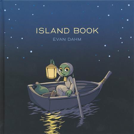 ISLAND BOOK GN (C: 0-1-0)