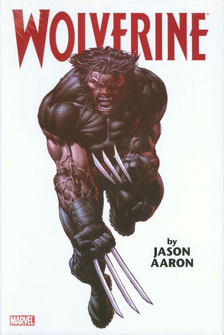 b2539511834 Wolverine By Jason Aaron Omnibus HC Vol 01