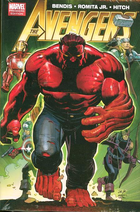 Avengers By Brian Michael Bendis Prem Hc Vol 02 Discount Comic