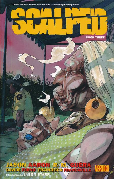 SCALPED TP BOOK 03 (MR)
