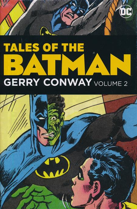 TALES OF THE BATMAN GERRY CONWAY HC VOL 02