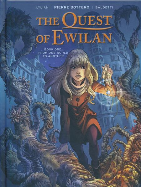 QUEST OF EWILAN HC VOL 01 FROM ONE WORLD TO ANOTHER (C: 0-1-
