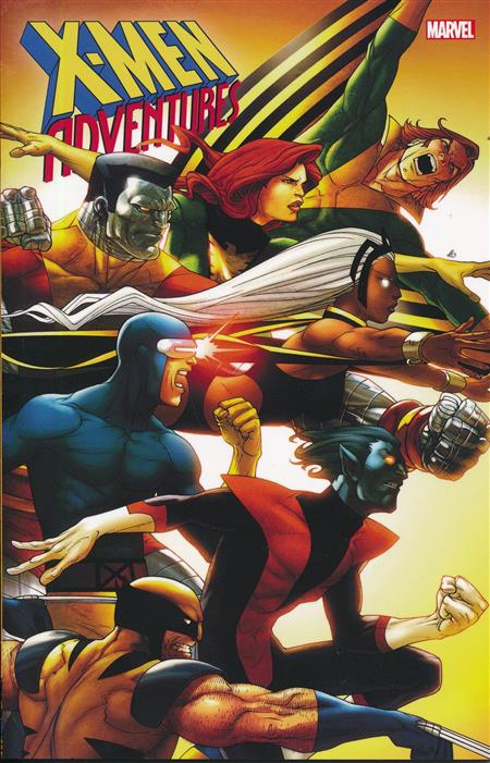 X-MEN ADVENTURES DIGEST TP