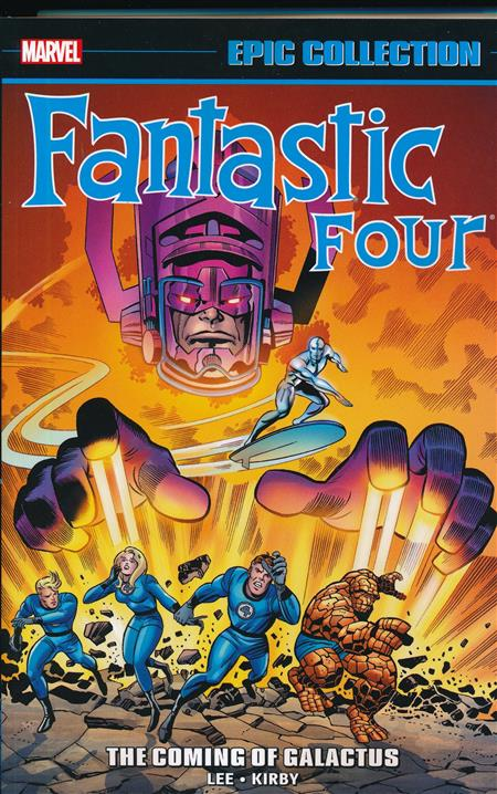 FANTASTIC FOUR EPIC COLLECTION TP COMING OF GALACTUS