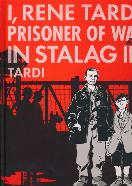 I RENE TARDI PRISONER OF WAR IN STALAG 2B HC