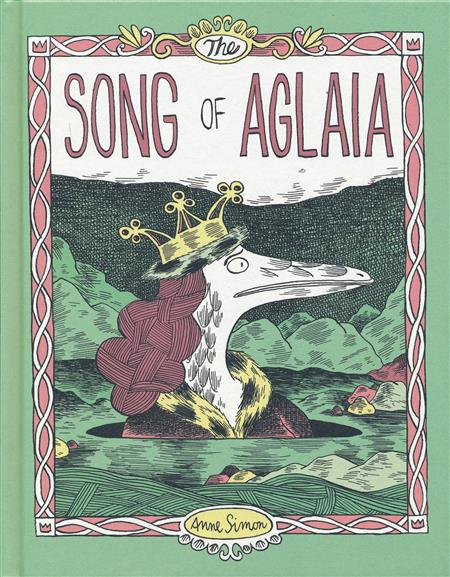 SONG OF AGLAIA HC