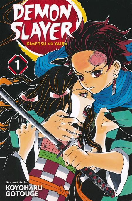 DEMON SLAYER KIMETSU NO YAIBA GN VOL 01