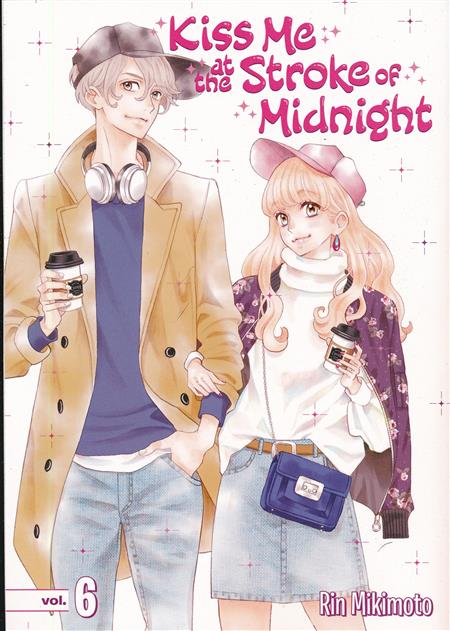 KISS ME AT STROKE OF MIDNIGHT GN VOL 06 (C: 1-1-0)