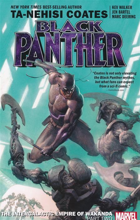BLACK PANTHER TP BOOK 07 INTERG EMPIRE WAKANDA PT 02