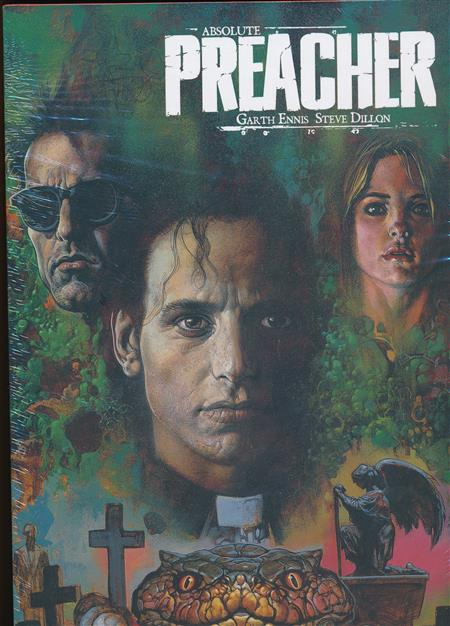 ABSOLUTE PREACHER HC VOL 02 (MR)