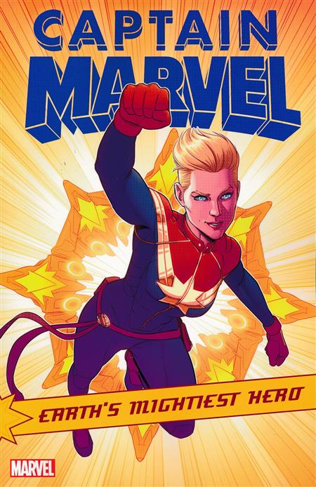 CAPTAIN MARVEL TP VOL 05 EARTHS MIGHTIEST HERO