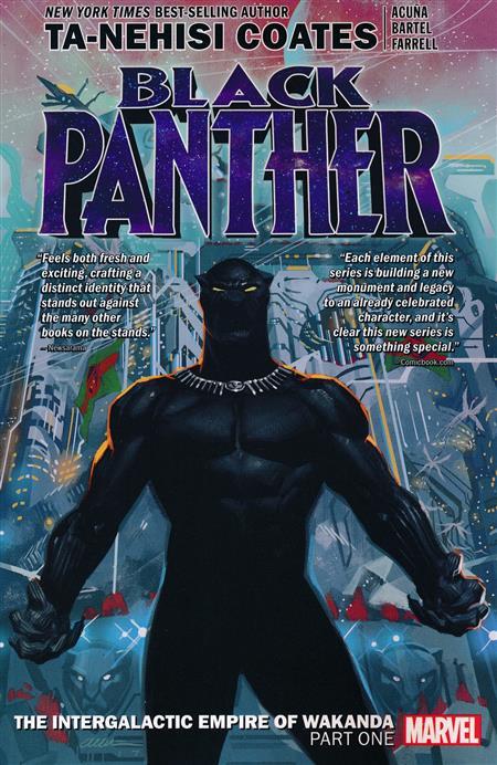 BLACK PANTHER TP BOOK 06 INTERGALACTIC EMPIRE WAKANDA