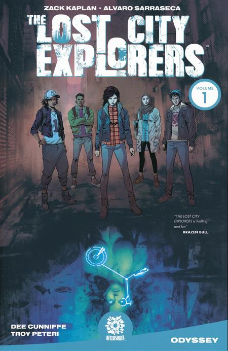 LOST CITY EXPLORERS TP VOL 01 ODYSSEY
