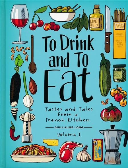 TO DRINK & TO EAT HC VOL 01