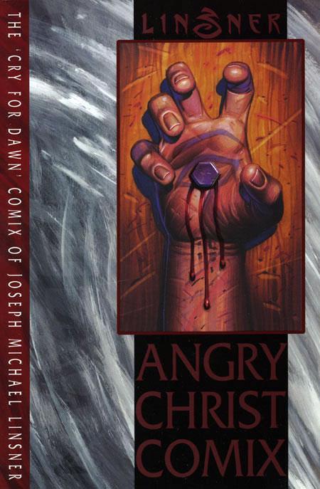 ANGRY CHRIST COMIX TP (M)