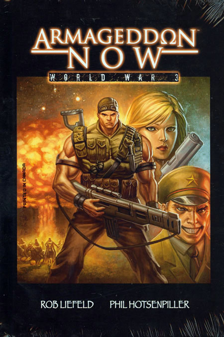 ARMAGEDDON NOW WWIII HC